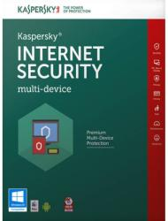 Kaspersky Internet Security 2014 Multi-Device Renewal (3 Device/1 Year) KL1941ODCFR