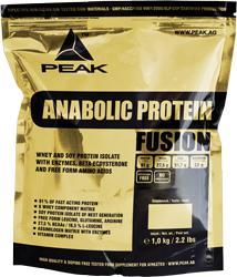 Peak Anabolic Protein Fusion - 1000g