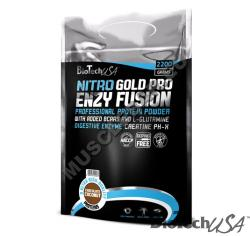 BioTechUSA Nitro Gold Pro Enzy Fusion - 2200g
