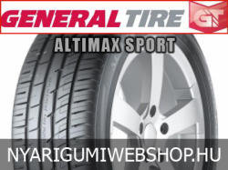 General Tire Altimax Sport XL 215/40 R17 87Y