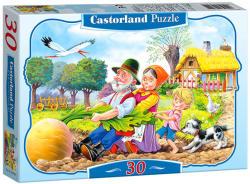 Castorland Répa mese 30 db-os (B-03242)