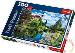 Trefl Chiemsee tó, Bajorország 500 db-os (37193)
