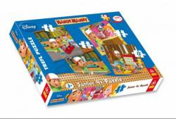 Trefl Junior Handy Manny 4 az 1-ben (36110)
