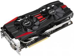 ASUS GeForce GTX 780 Ti DirectCU II OC 3GB GDDR5 384bit PCIe (GTX780TI-DC2OC-3GD5)