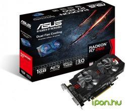 ASUS Radeon R7 260 1GB GDDR5 128bit PCIe (R7260-1GD5)