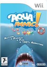 Ubifost Aqua Panic! (Wii)