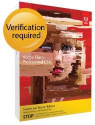 Adobe Flash Pro CS6 MAC Student & Teacher ENG (1 User) 65173568