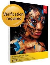 Adobe Photoshop CS6 Extended Teacher and Student MAC (ENG) 65171313
