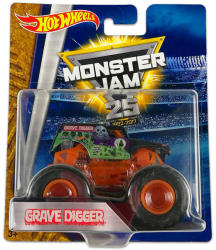 Mattel Hot Wheels Off-Road Monster Jam terepjárók - Grave Digger