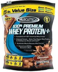 Muscletech 100% Premium Whey Protein+ - 2270g