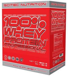 Scitec Nutrition 100% Whey Protein Professional - 60x30g