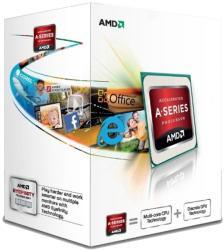 AMD A4 X2 6300 3.6GHz FM2