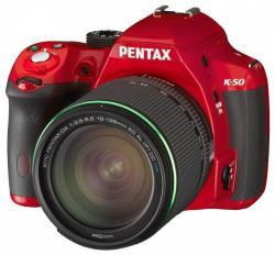 Pentax K-50 + 18-135mm WR