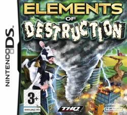 THQ Elements of Destruction (Nintendo DS)