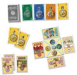 Queen Games Alhambra - kártyajáték