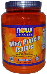 Now Sports Whey Protein Isolate - 454g