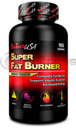BioTechUSA Super Fat Burner - 100 caps