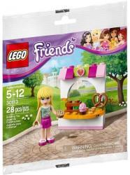 LEGO Friends - Stephanie sütödéje (30113)