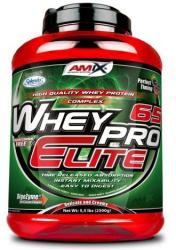 Amix Nutrition Whey Pro Elite - 2500g