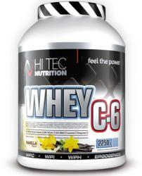Hi-Tec Nutrition Whey C-6 - 2250g