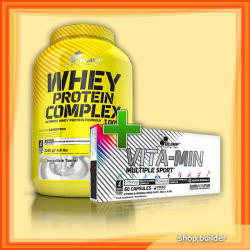 Olimp Sport Nutrition Whey Protein Complex 100% - 2200g