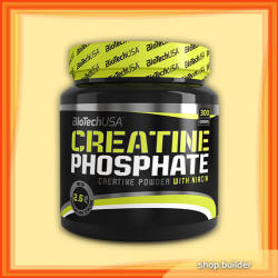 BioTechUSA Creatine Phosphate - 300g