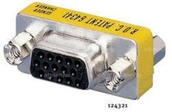 Equip DB15 VGA Converter F/F 124321