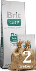 Brit Care Senior Lamb & Rice 2 x 12kg