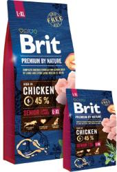 Brit Premium Large Senior 3kg
