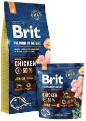 Brit Premium Medium Junior 2 x 15kg