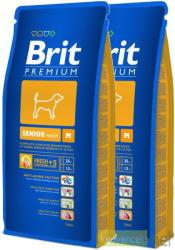 Brit Premium Senior Medium 2 x 15kg