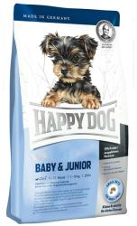 Happy Dog Supreme Mini Baby & Junior 29 3x4kg