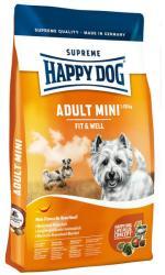 Happy Dog Supreme Fit & Well Adult Mini 3 x 4kg