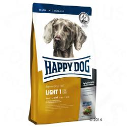 Happy Dog Supreme Fit & Well Adult Light 2 x 12,5kg