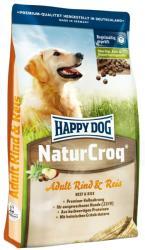 Happy Dog NaturCroq Rind & Reis 3 x 15kg