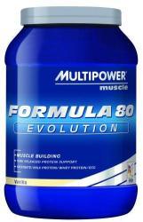 Multipower Formula 80 Evolution - 750g