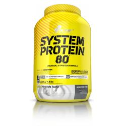 Olimp Sport Nutrition System Protein 80 - 2200g