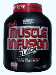 Nutrex Muscle Infusion Black - 2268g