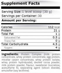Pure Nutrition Protein Complex - 908g