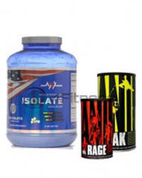 MEX Whey Protein Isolate - 2270g