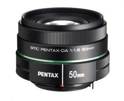 Pentax SMC DA 50mm f/1.8 (22177)