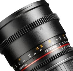 Walimex Pro 85mm f/1.5 VDSLR (Canon)