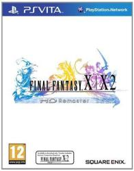 Square Enix Final Fantasy X/X-2 HD Remaster (PS Vita)