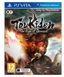 Koei Toukiden The Age of Demons (PS Vita)