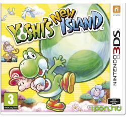 Nintendo Yoshi's New Island (3DS)