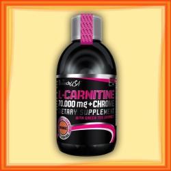 BioTechUSA L-Carnitine 70.000 + Chrome - 500ml
