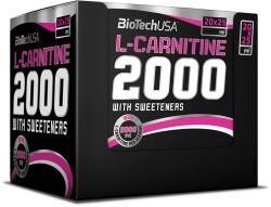 BioTechUSA L-Carnitine 2000 - 20x25ml