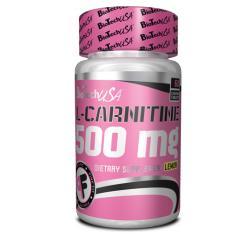 BioTechUSA L-Carnitine 500mg - 60 caps