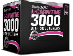 BioTechUSA L-Carnitine 3000 - 20x25ml