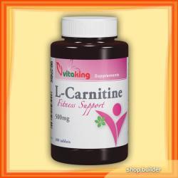 Vitaking L-Carnitine - 100 caps
